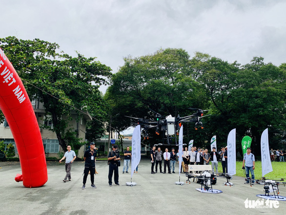 Vietnam opens first academy to issue drone operation certificate