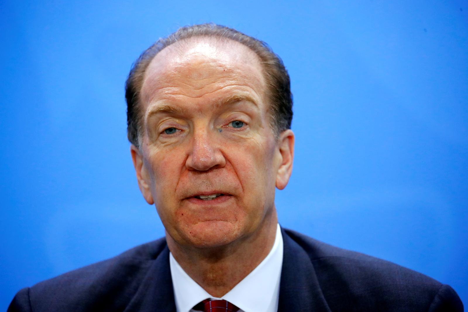 Debt cancellation needed to help poorest countries: World Bank president