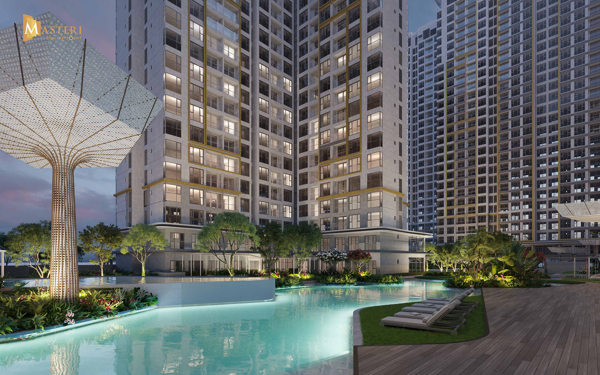 Masterise Homes applies world-class standards to new project, Masteri Centre Point