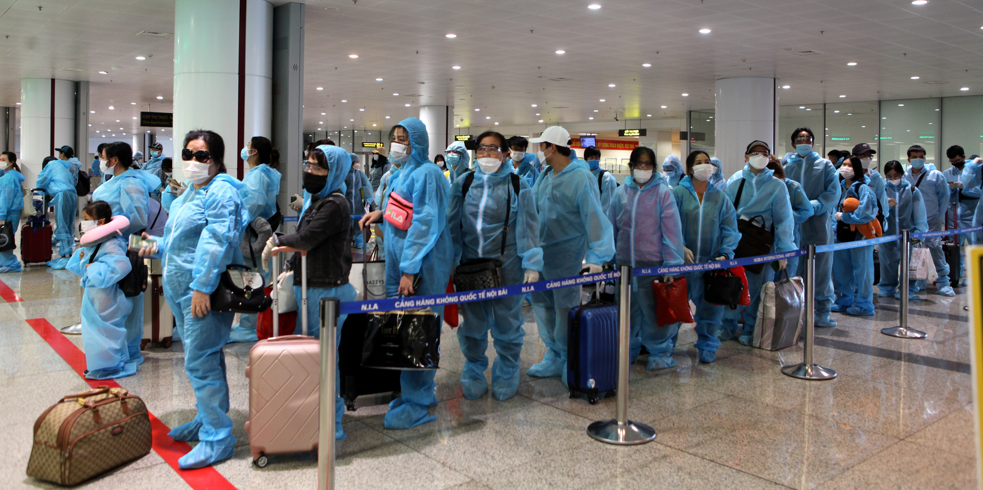 Vietnam suspends inbound flights, pending official quarantine procedures
