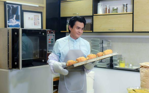 A scene in Vietnamese TV drama 'Vua Banh Mi'