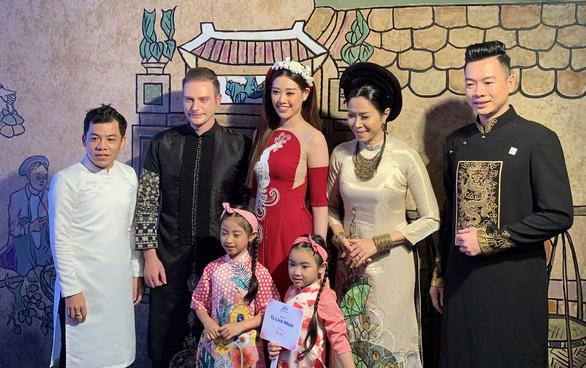 Miss Universe Vietnam becomes ambassador for Ho Chi Minh City Ao Dai Festival