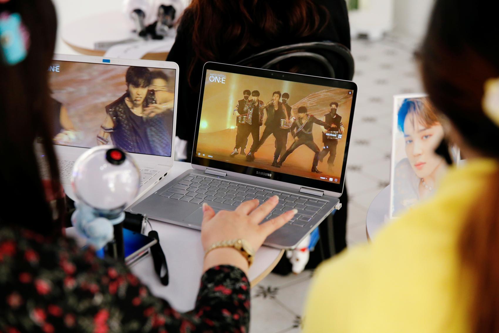 K-pop titan BTS's online concert draws global fans