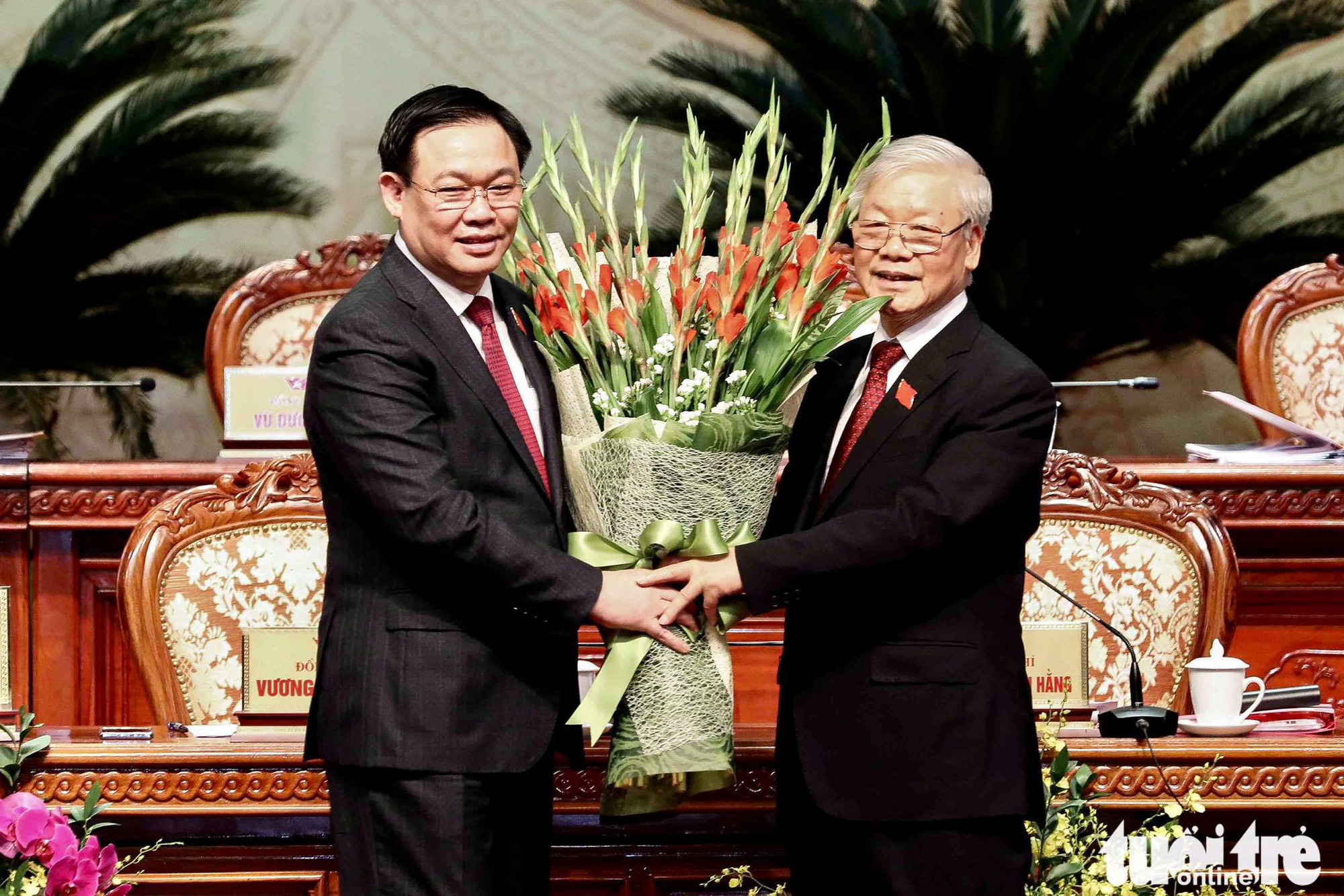 Hanoi Party chief re-elected for 2020-25 tenure