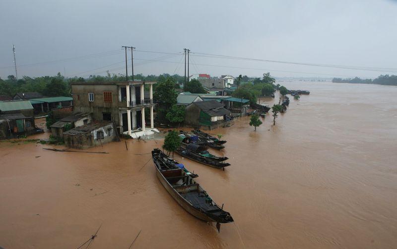 Vietnam flood death toll rises to 23 as storm Nangka to dump more rain