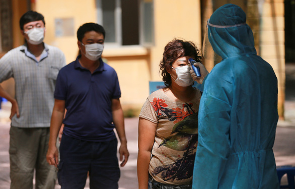 Vietnam confirms 9 imported COVID-19 cases who are Indian experts