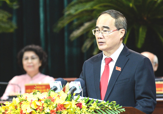 Ho Chi Minh City commences 11th Party Congress for 2020-25 tenure
