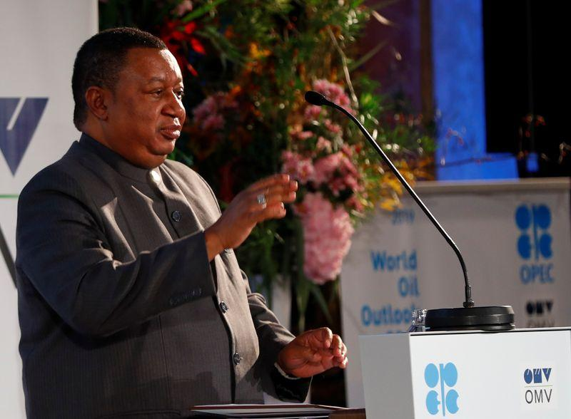 OPEC+ will ensure oil prices do not plunge again, says OPEC chief