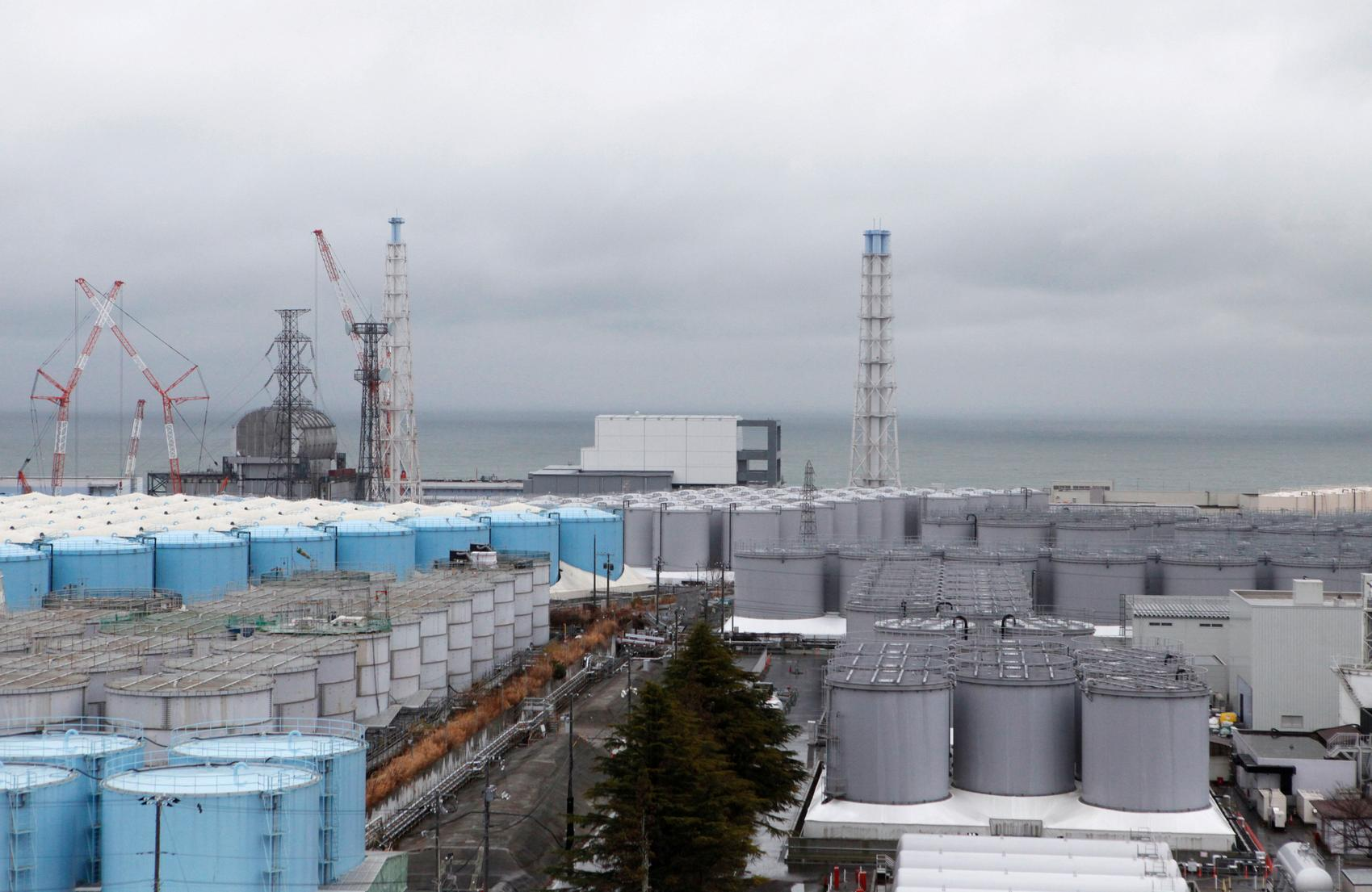 Japan to release Fukushima's contaminated water into sea: reports