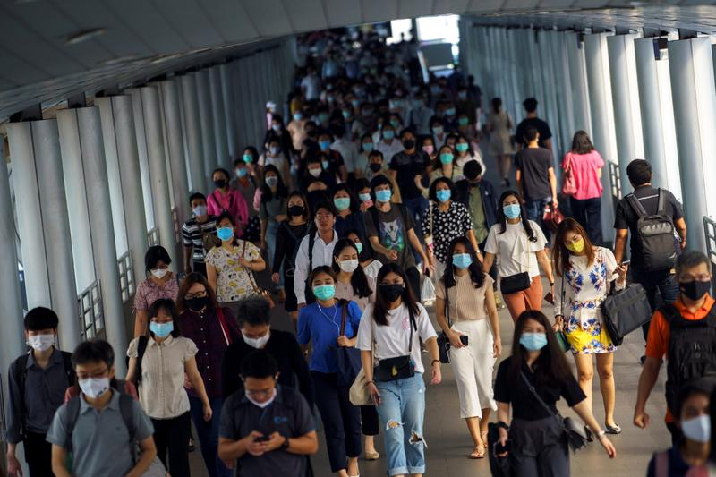 Thailand reports first local coronavirus cases in over a month