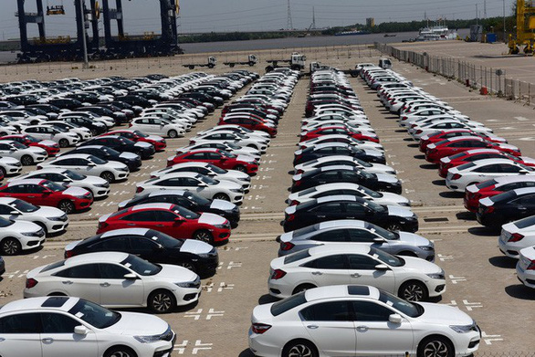 Vietnam imports daily average of 422 CBU automobiles in September: customs