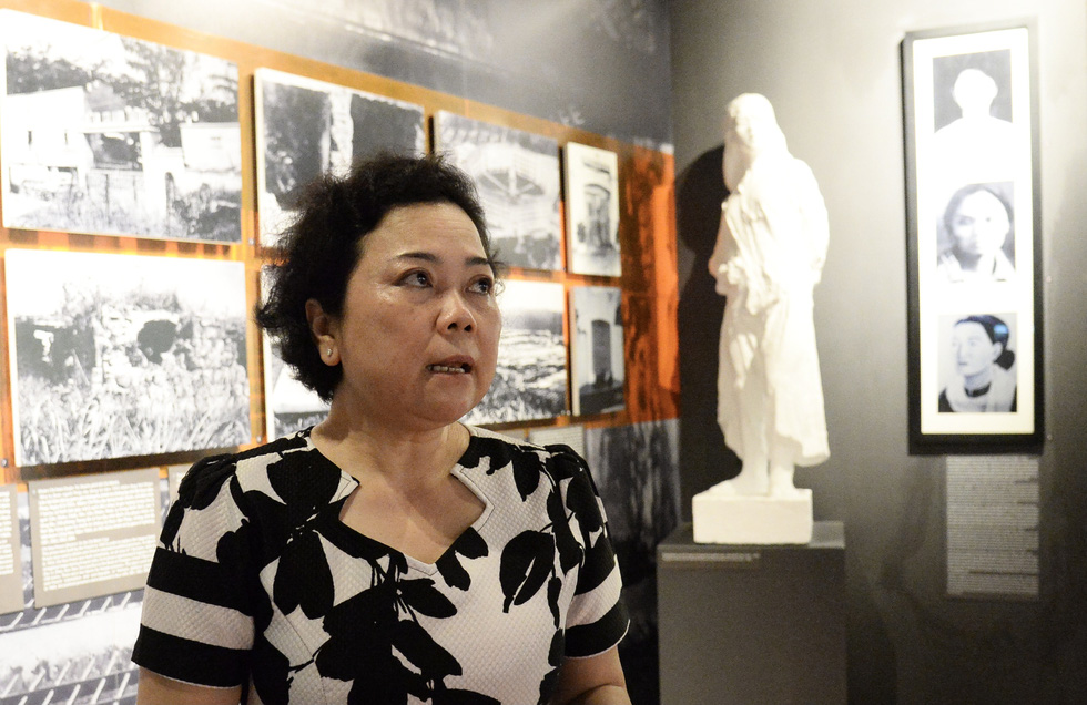 Ho Chi Minh City's Southern Women's Museum shows off smart museum upgrades