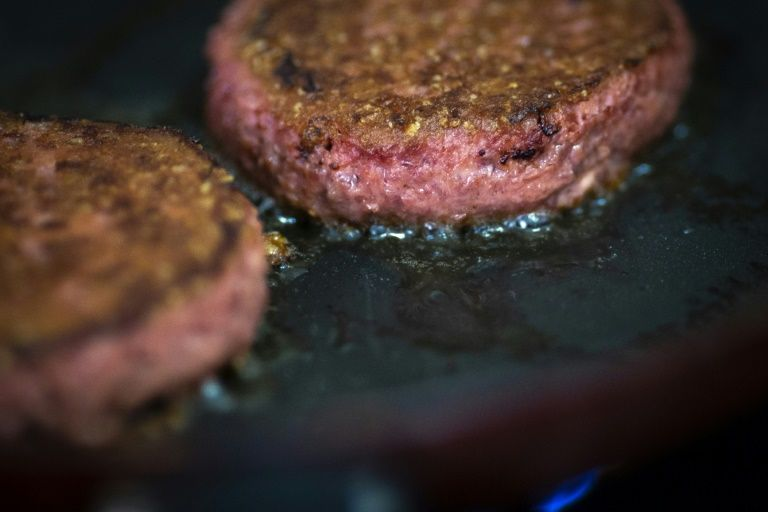 Farmers push 'veggieburger' label ban in Europe