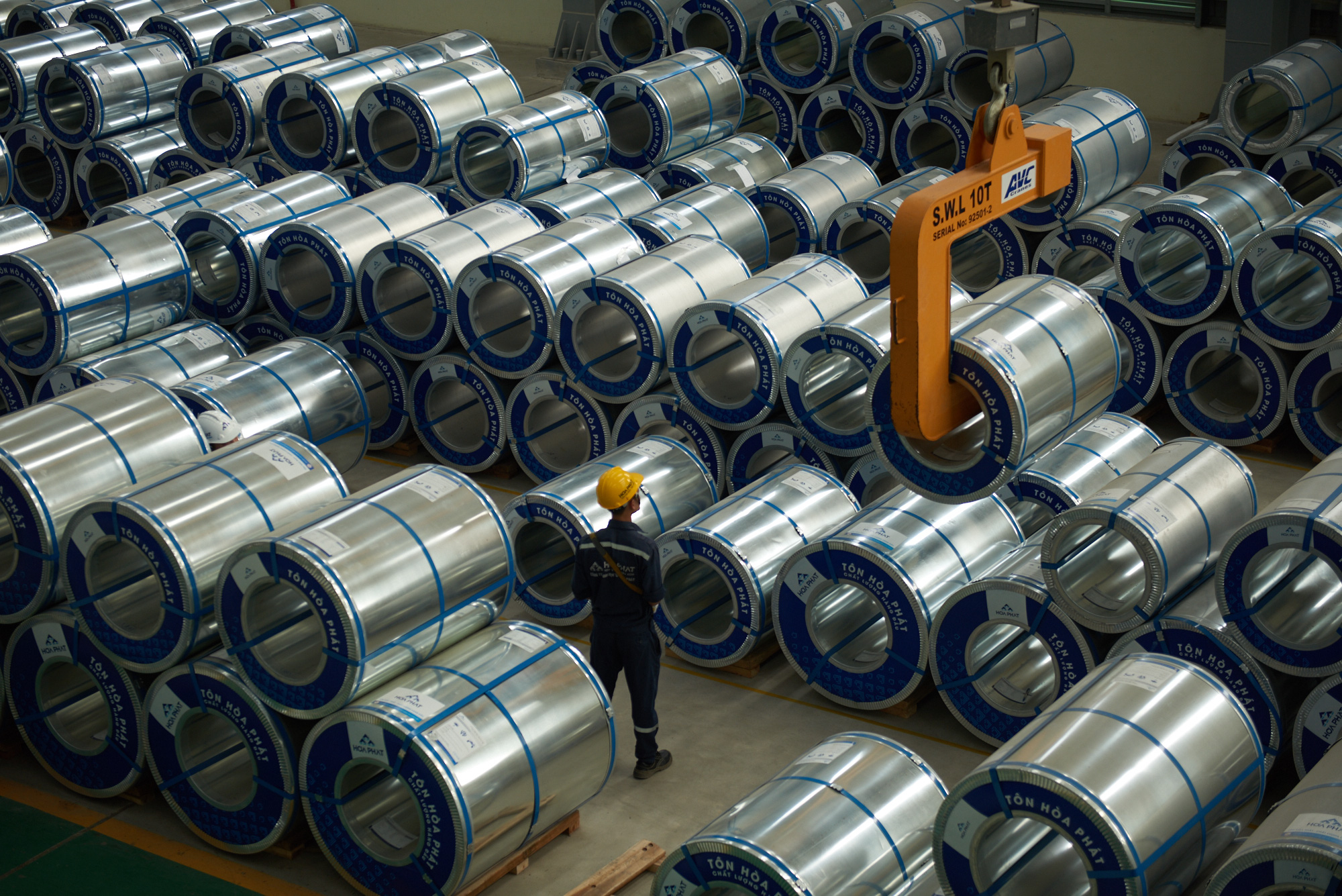 Canada lifts ban on Vietnam's corrosion-resistant steel sheets