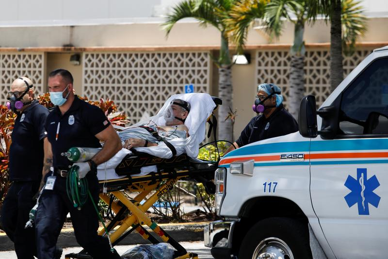U.S. reports about 300,000 more deaths than usual during pandemic: CDC