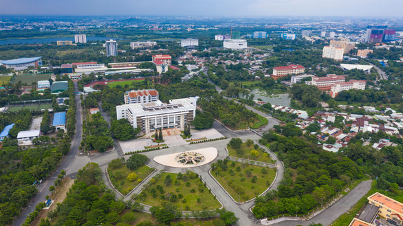Ho Chi Minh City sets aside 10 hectares of land in national university for resettlement