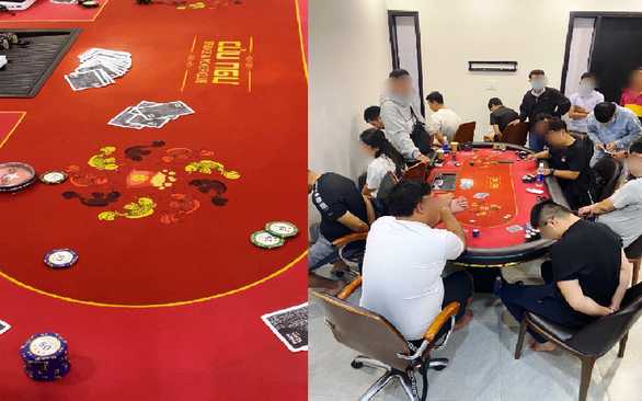 Police detain foreigners in raid on Ho Chi Minh City poker house