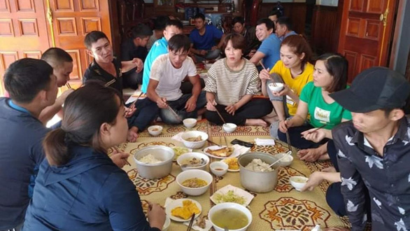 Returning the favor: Central Vietnam residents make efforts to take care of aid missions