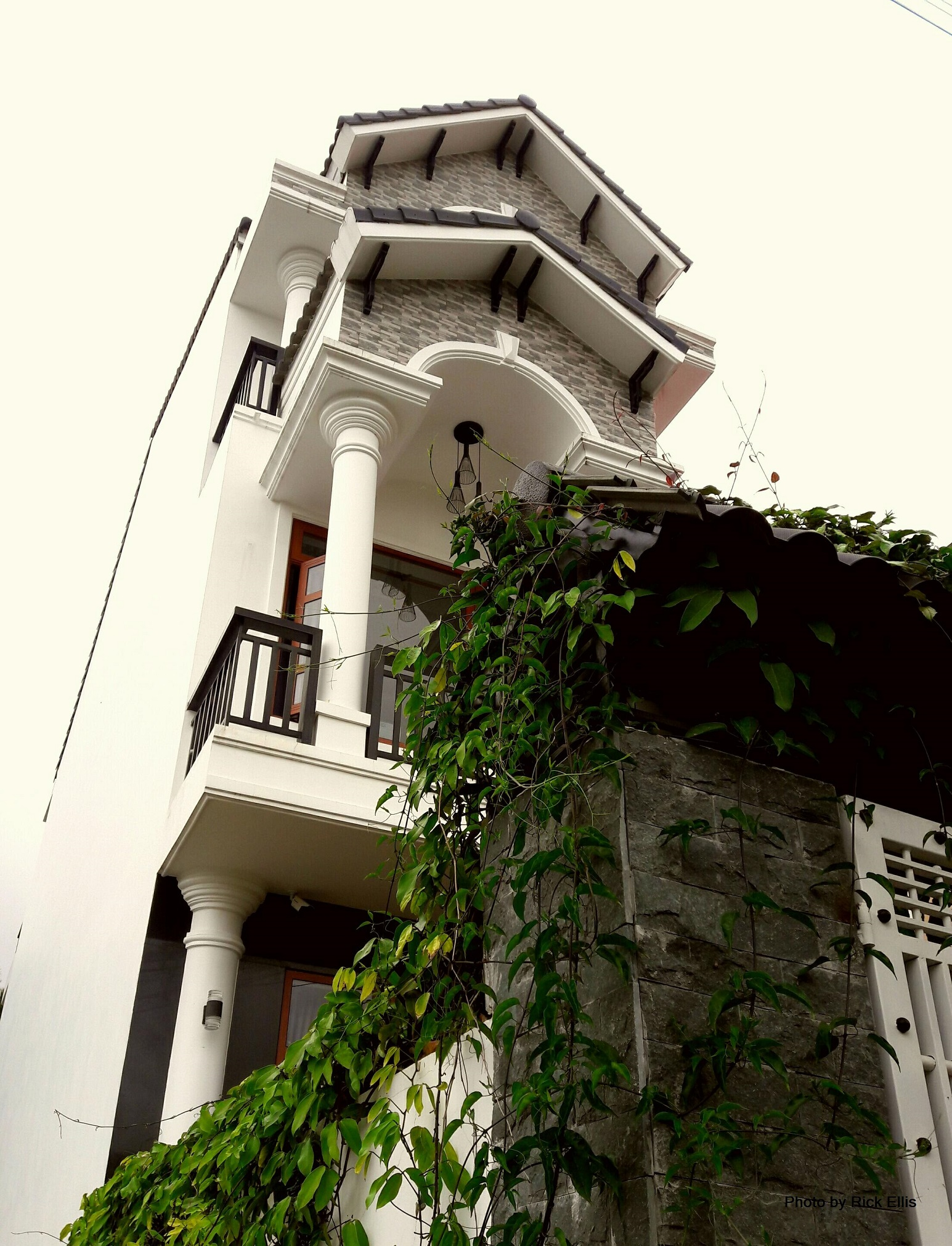 Slick house