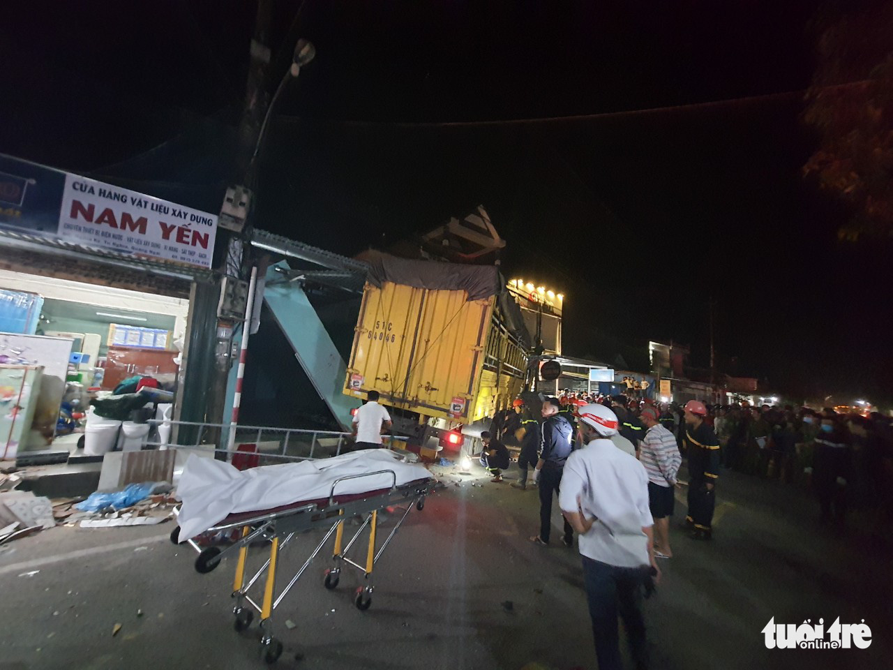 3 killed, 6 injured as truck crashes into car, motorbikes, houses in Vietnam