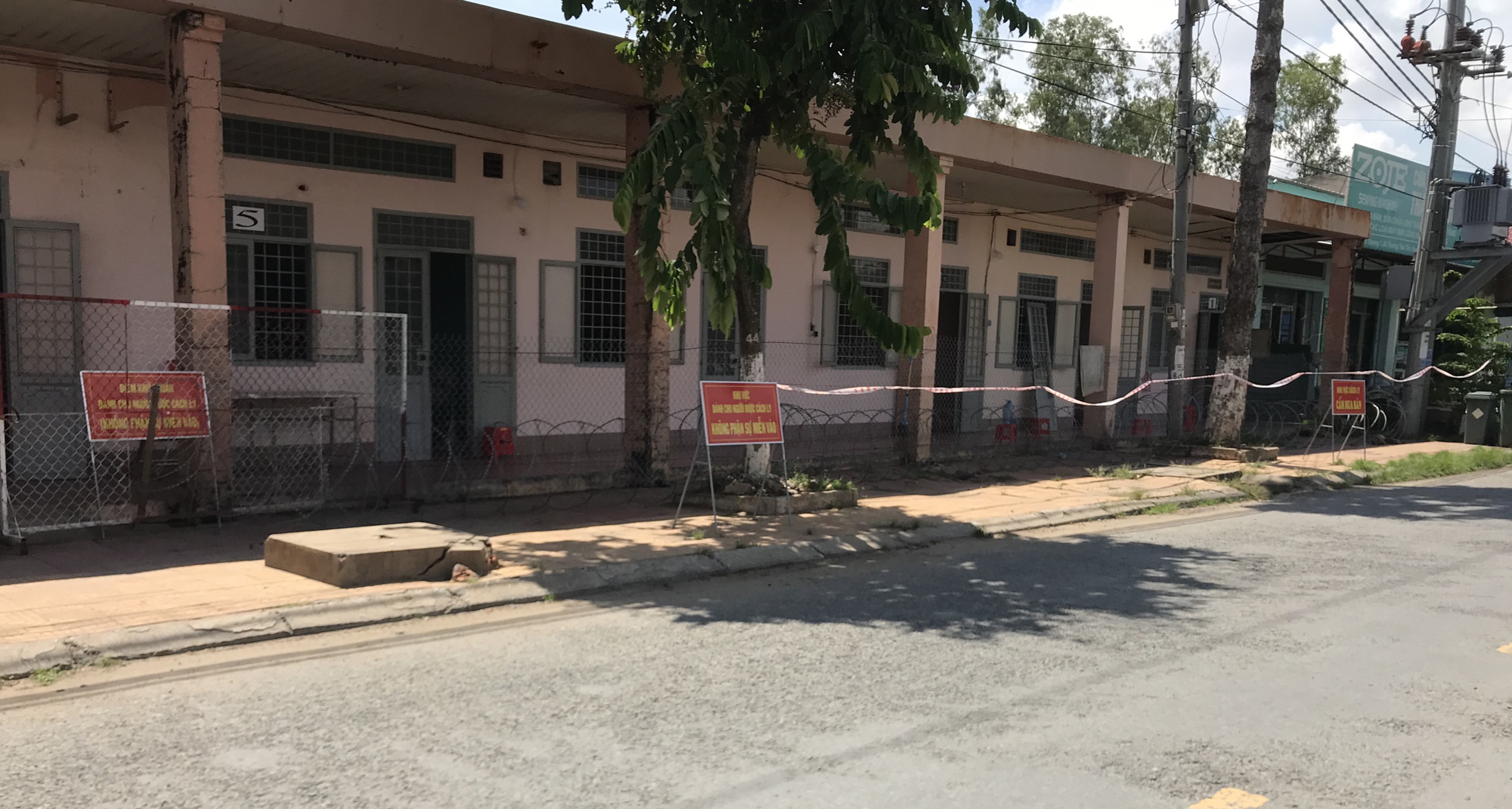 Vietnam police hunt for 3 Chinese who escape from COVID-19 quarantine