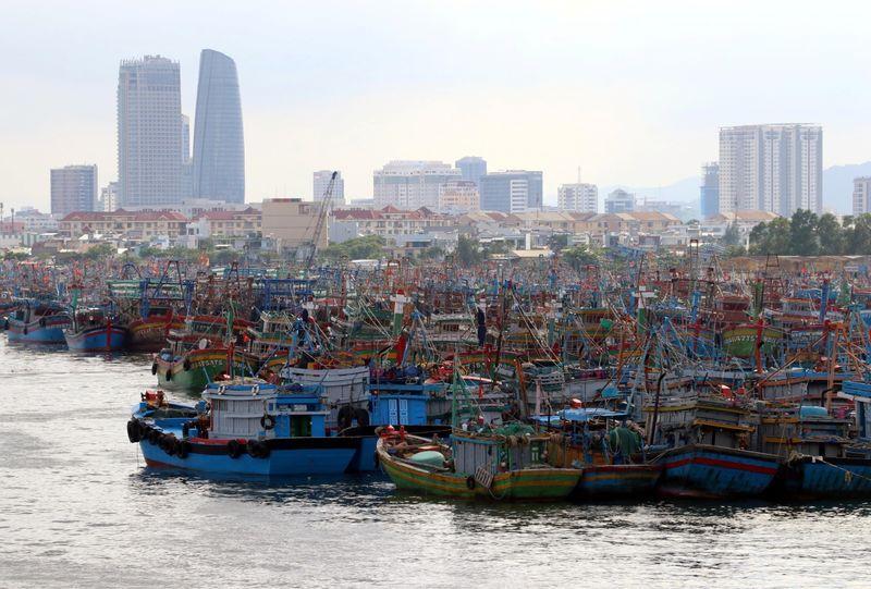 Vietnam races to prepare devastated central region as typhoon nears