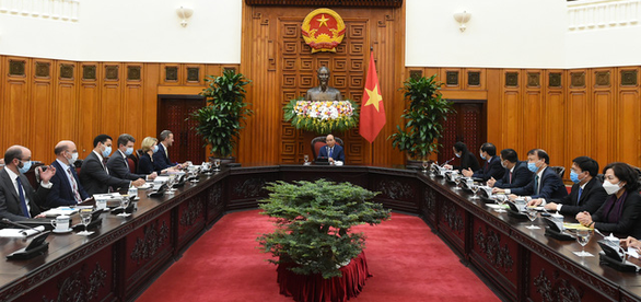 US institutions, corporations hope for stronger investment in Vietnam