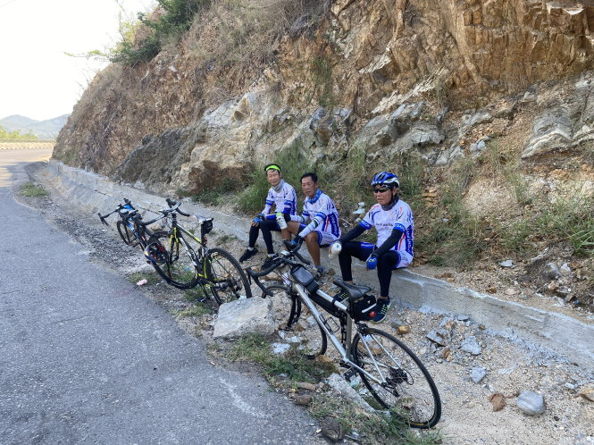 Three sexagenarian men and a quest to roam Vietnam by bicycle