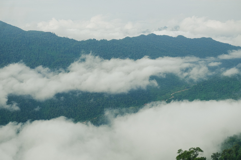 Hunting for clouds in Vietnam's remote northern highlands