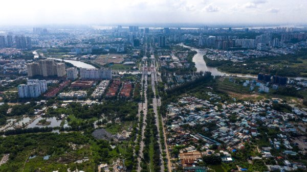C.T Group carries out most modern, creative social housing project for youth in Ho Chi Minh City