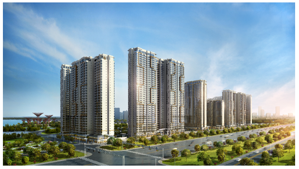 Masteri Centre Point introduces unique compound model