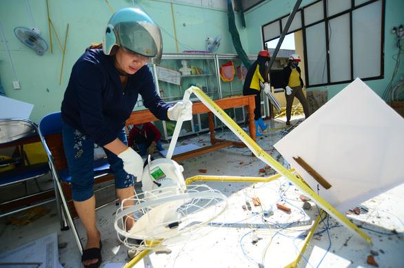 Vietnam schools devastated in wake of Typhoon Molave