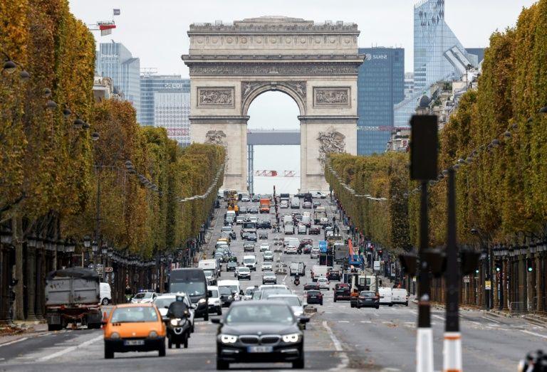 Europe and US pass virus milestones as France locks down