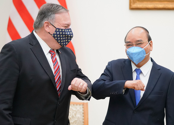 US committed to maintaining stable relation, cooperation with Vietnam: Pompeo