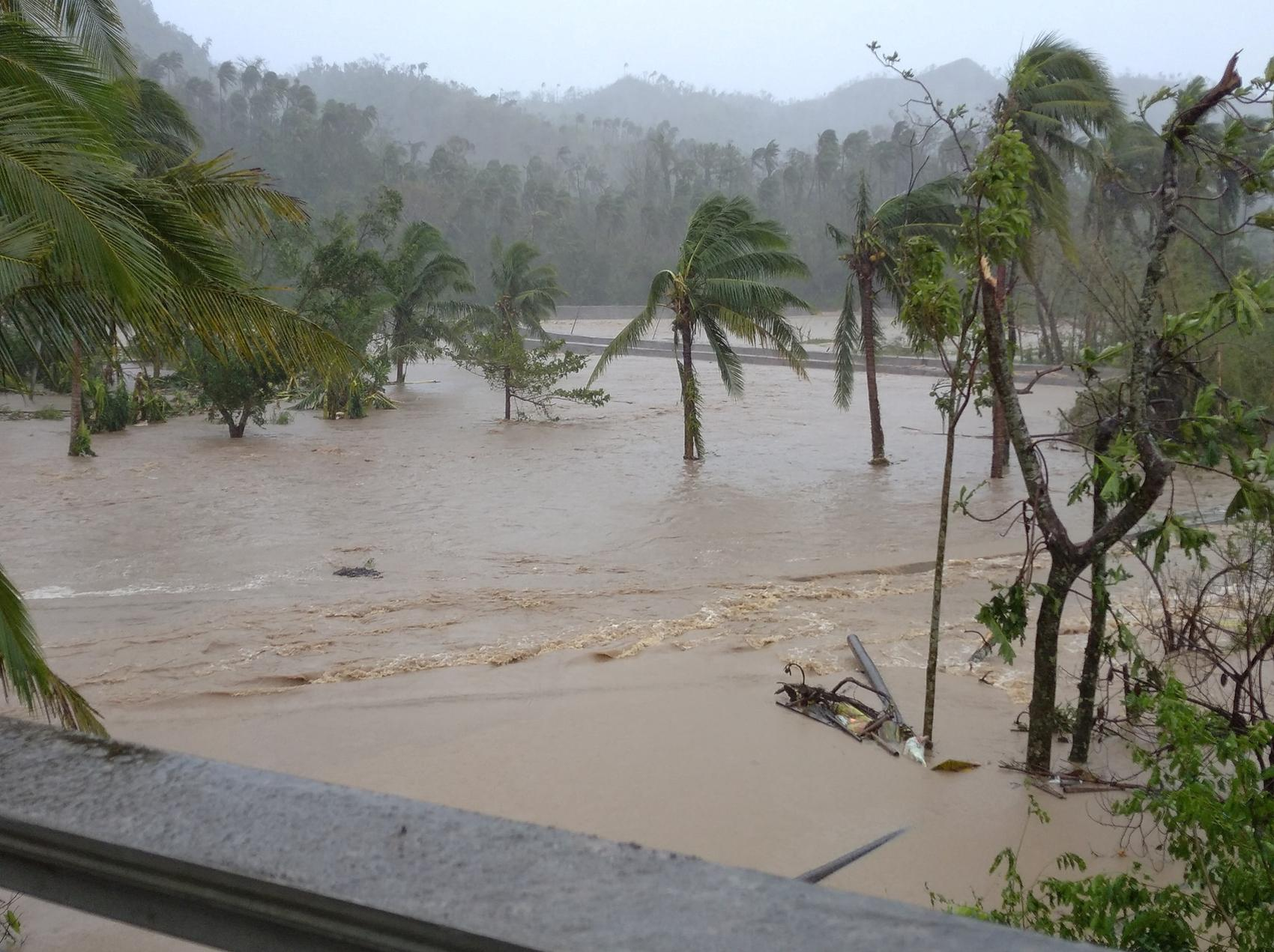Typhoon Goni weakens as it crosses Philippines, four dead