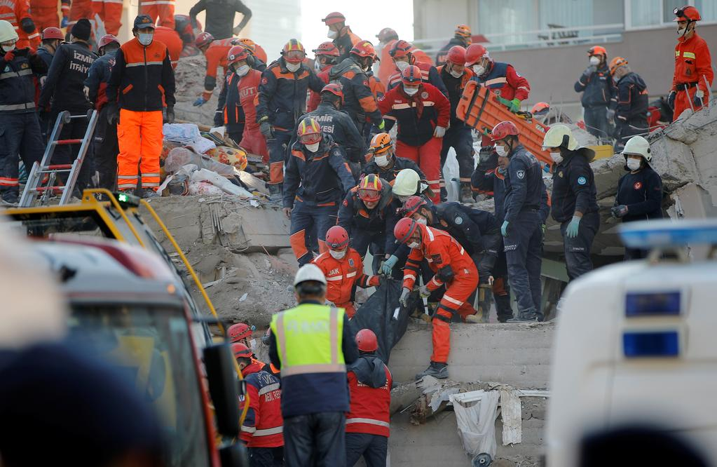 Man rescued from rubble as Turkey quake death toll hits 51