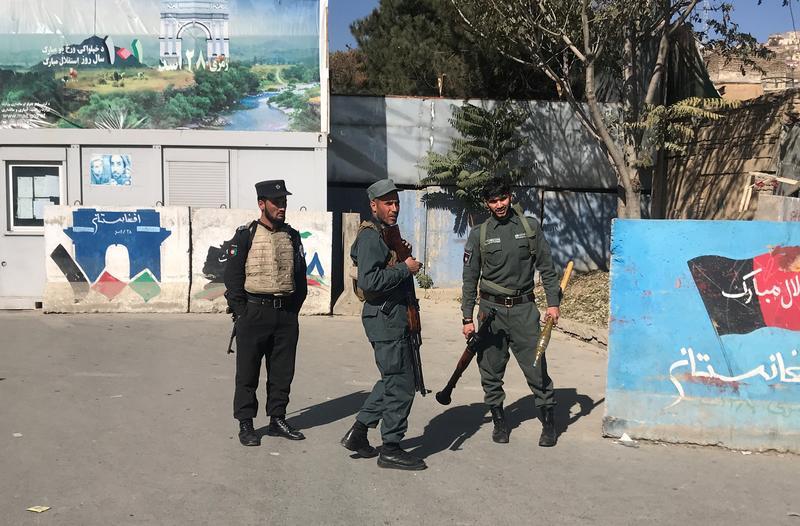 Gunmen kill at least 10 students in attack on Kabul university