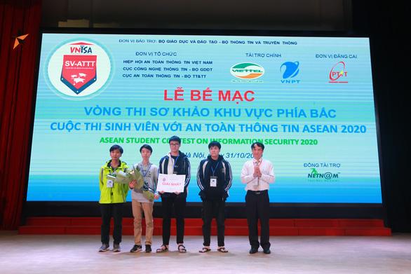 Ten Vietnamese teams to compete at 2020 ASEAN Information Security Contest