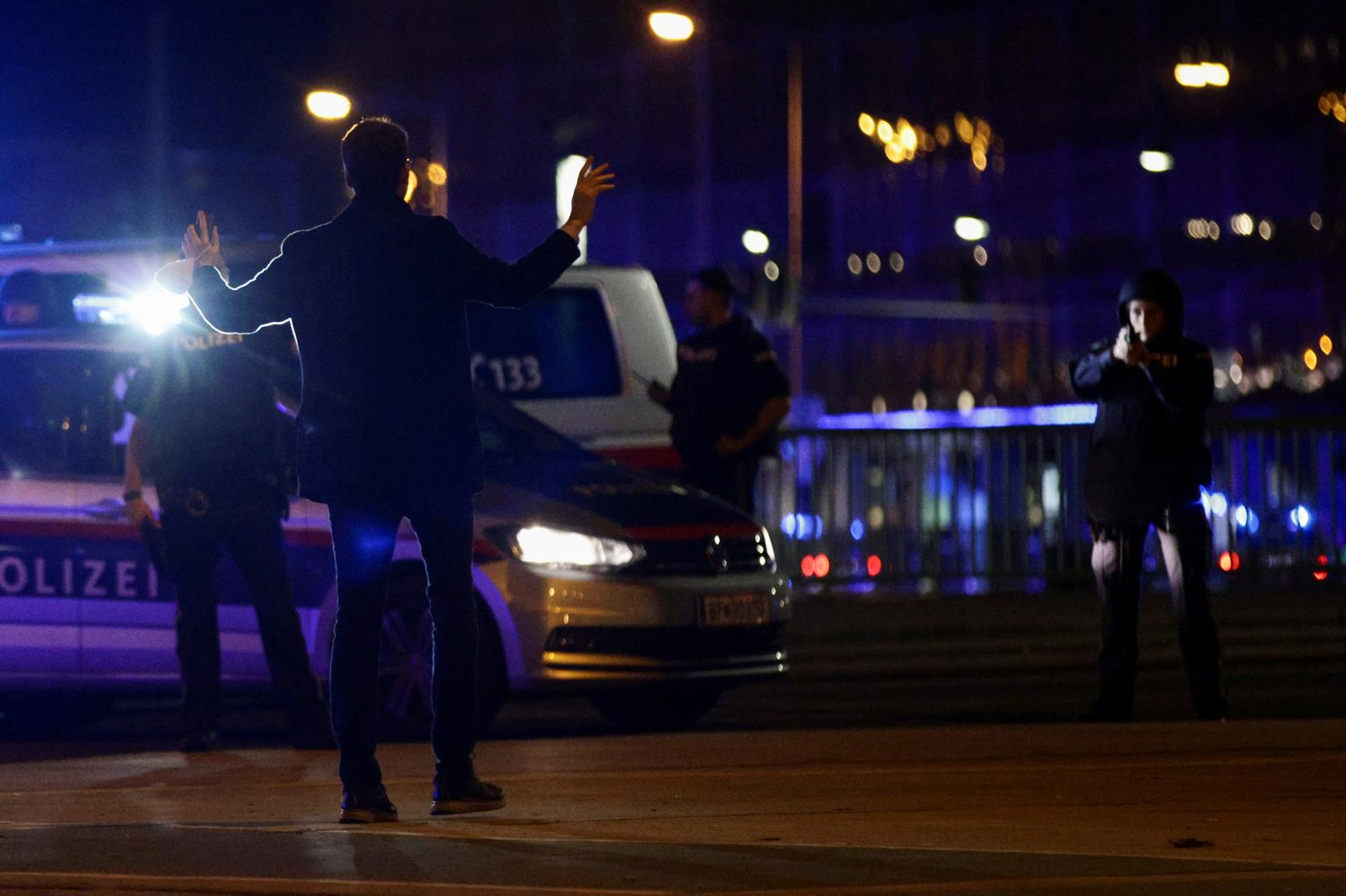 At least two killed in Vienna attack involving multiple assailants, locations