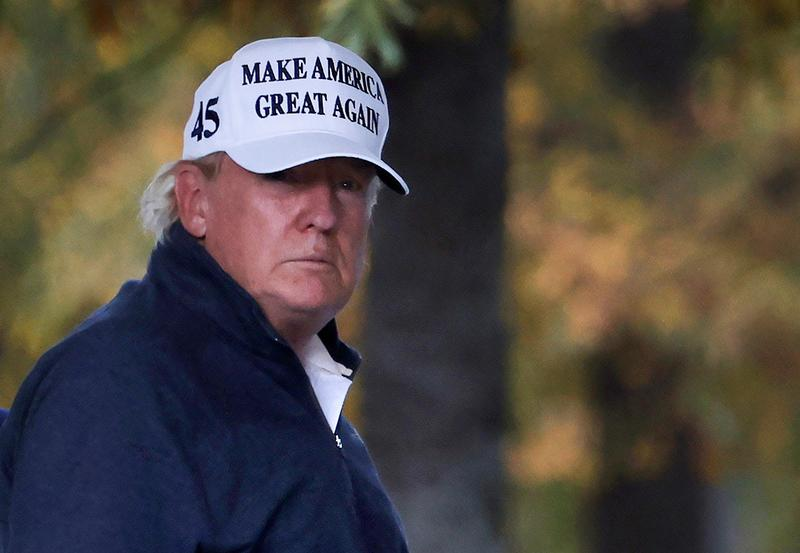 Trump does not plan to concede any time soon, aides and allies indicate