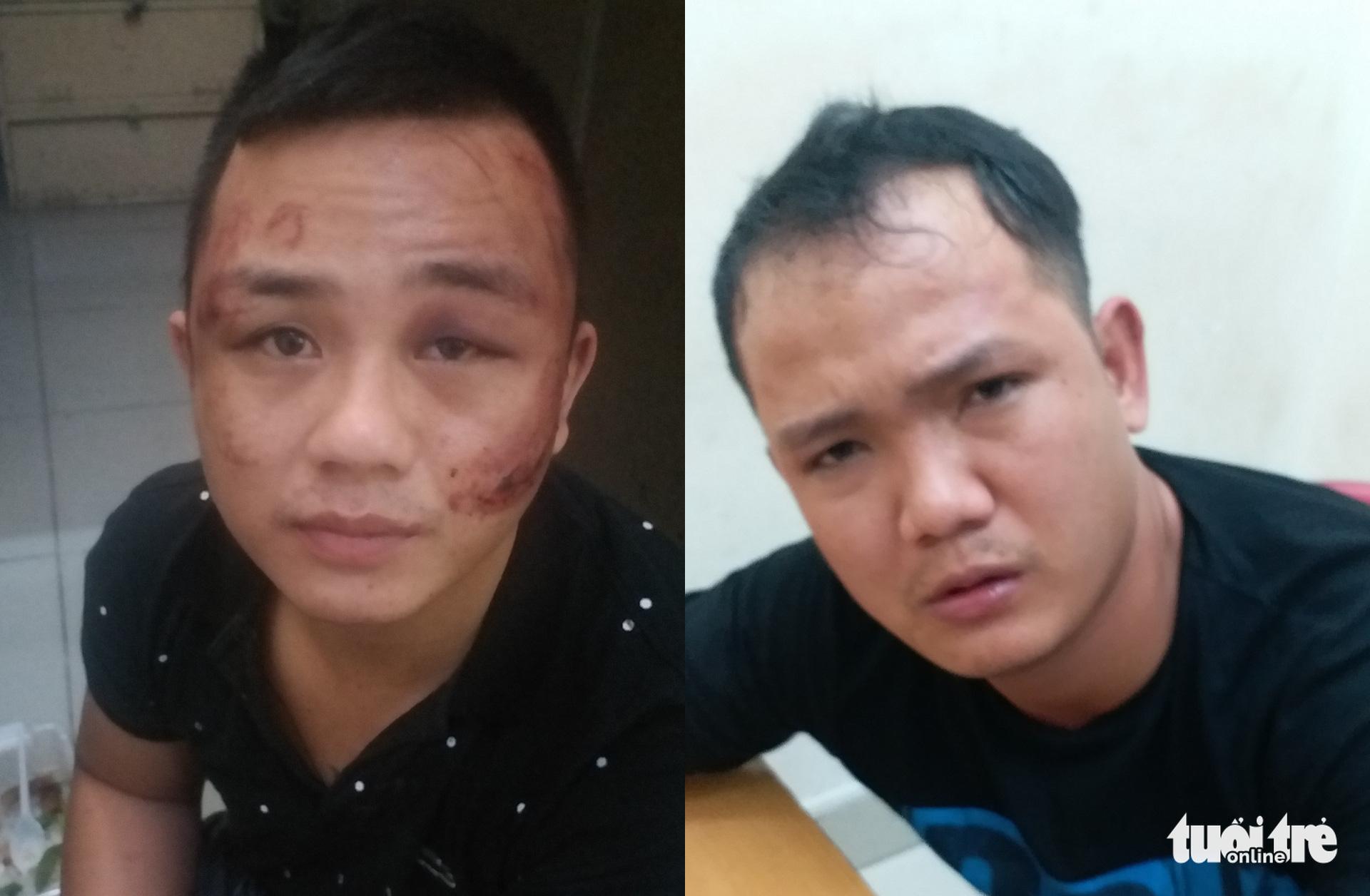 Gun-wielding motorbike thieves nabbed in Ho Chi Minh City