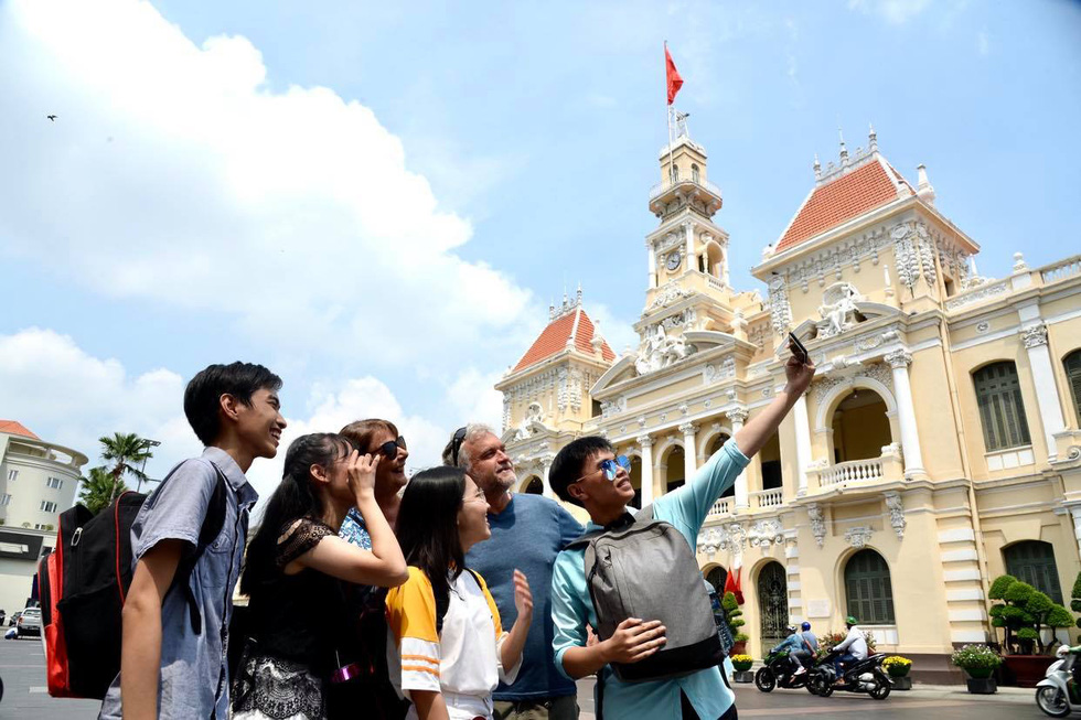 Ho Chi Minh City People's Committee edifice recognized as national architectural relic