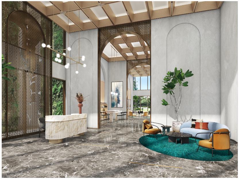 Masteri Centre Point: An international design masterpiece in Vietnam
