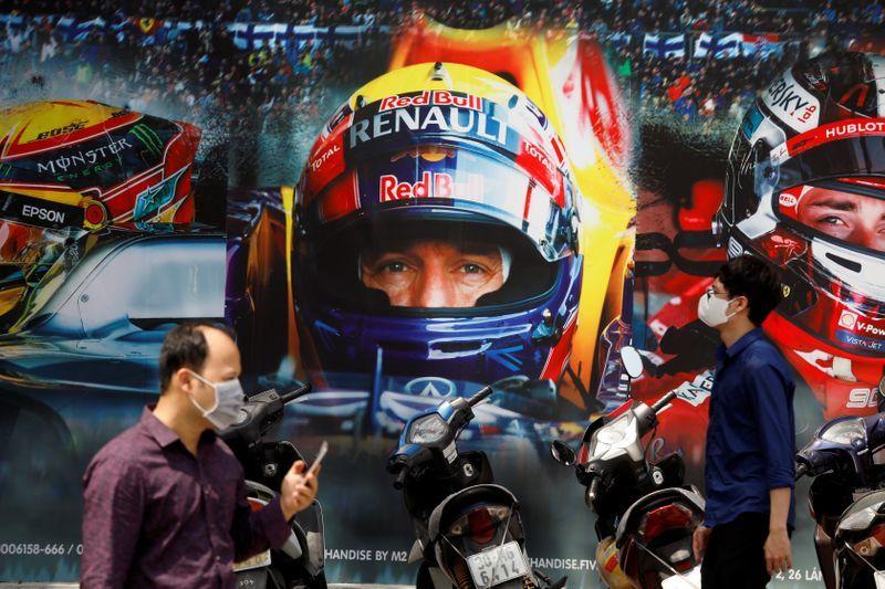 Vietnamese GP to be left off 2021 Formula One calendar