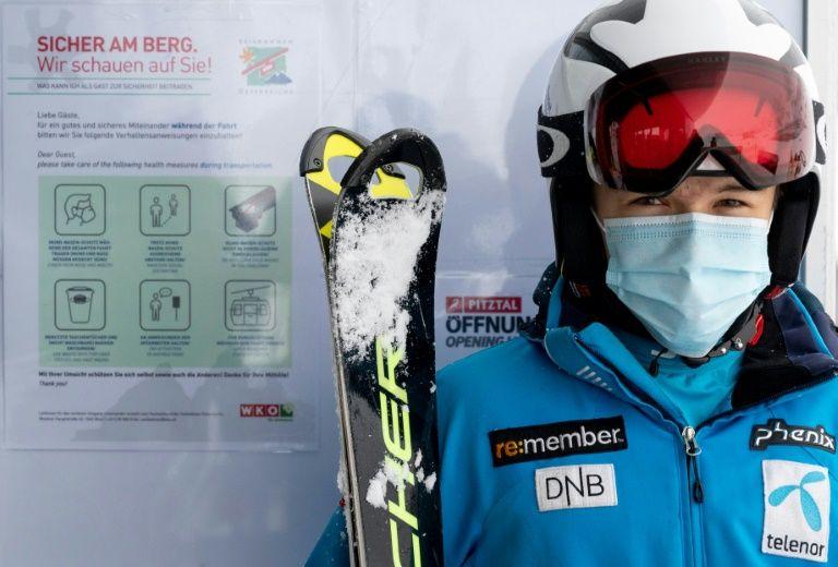Virus surge puts paid to Austria ski season restart