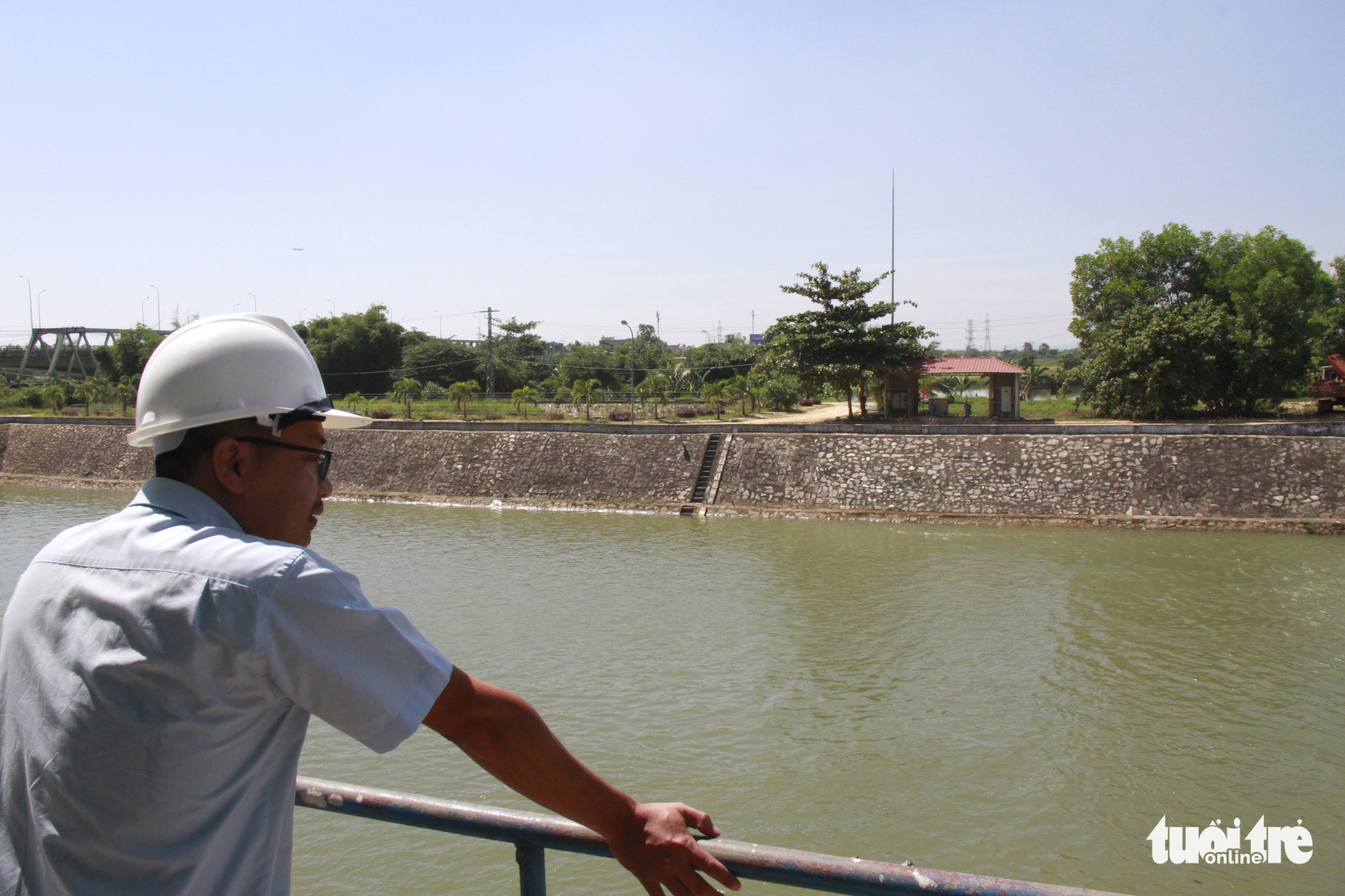 Da Nang water firm proposes constructing $17mn salinity prevention work integrated with bridge