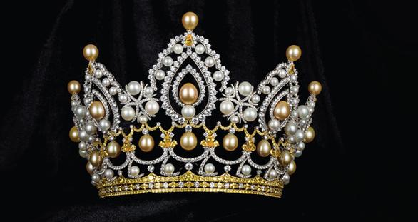 Miss Vietnam 2020's 159-gram golden crown unveiled