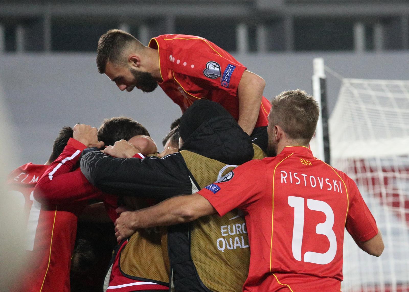 Veteran Pandev sends North Macedonia to Euro 2020