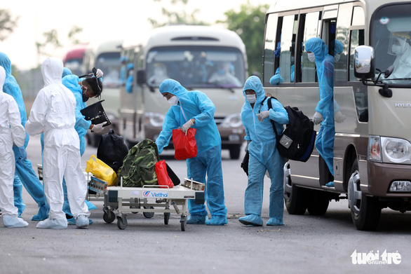 Vietnam announces 25 new COVID-19 cases imported from Russia, Japan, Qatar