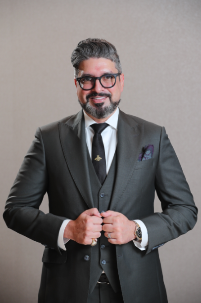 Gibran Bukhari, head of sales for Masterise Homes